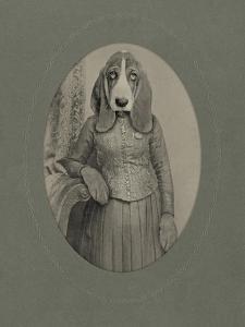 Bloodhound by J Hovenstine Studios