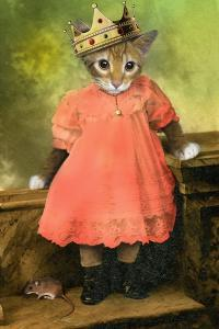 Cat and Mouse 2 by J Hovenstine Studios