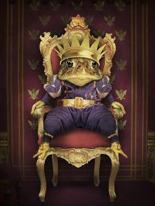 The Frog Prince by J Hovenstine Studios