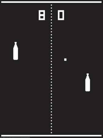 Beer Pong by J.J. Brando