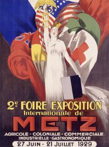 2nd Foire Exposition, Metz by J^ J^ Stall