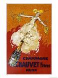 Poster for Chauvet Champagne-J^ J^ Stall-Framed Premium Giclee Print