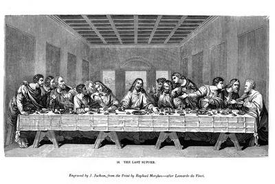 The Last Supper, 1843
