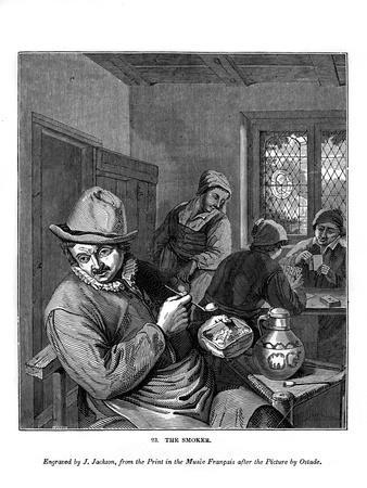 The Smoker, C1630-1680