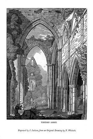 Tintern Abbey, 1843