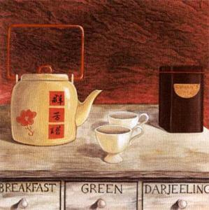 Scented Tea by J^l^ Vittel