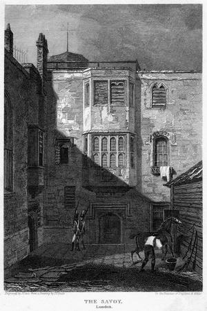 The Savoy, London, 1815