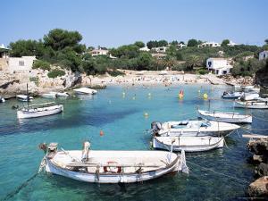 Binisafuller, Menorca, Balearic Islands, Spain, Mediterranean by J Lightfoot