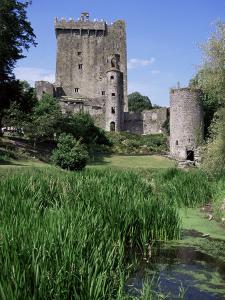 Blarney Castle, County Cork, Munster, Eire (Republic of Ireland) by J Lightfoot