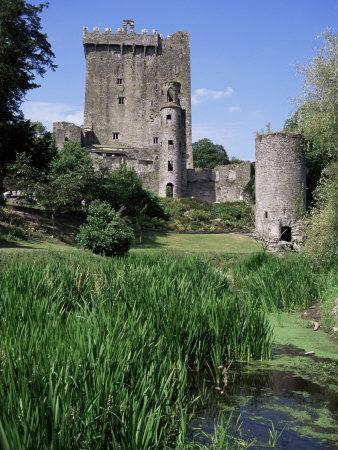 Blarney Castle, County Cork, Munster, Eire (Republic of Ireland)