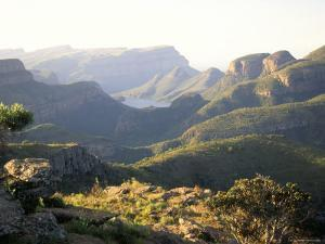 Blyde River Canyon, Drakensberg Mountains, South Africa, Africa by J Lightfoot