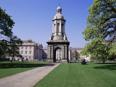 Cuploa, Trinity College, Dublin, Eire (Republic of Ireland)