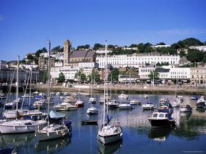 Harbour, Torquay, Devon, England, United Kingdom by J Lightfoot