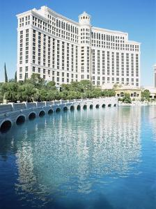 Hotel Bellagio, Las Vegas, Nevada, USA by J Lightfoot