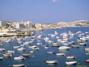 St. Paul's Bay, Island of Malta, Mediterranean by J Lightfoot