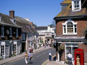 West Borough, Wimborne, Dorset, England, United Kingdom by J Lightfoot