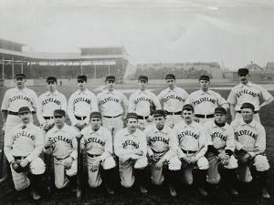 Cleveland Baseball Club by J.M. Greene