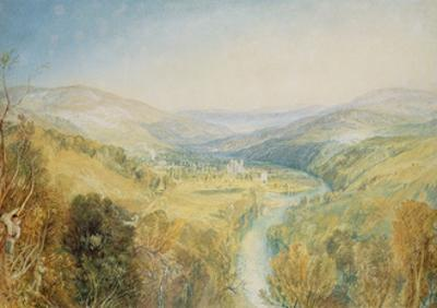 Buckfastleigh Abbey, Devonshire by J. M. W. Turner