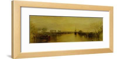 Chichester Canal, circa 1829