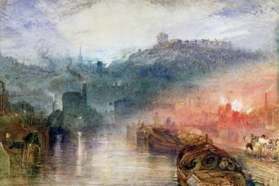 Dudley, Worcester by J^ M^ W^ Turner