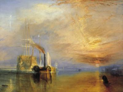 Fighting Temeraire by J. M. W. Turner