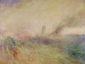 Folkestone by J^ M^ W^ Turner