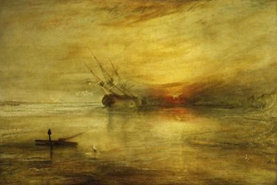 Fort Vimieux by J. M. W. Turner