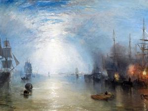 Keelmen Heaving in Coals by J^ M^ W^ Turner