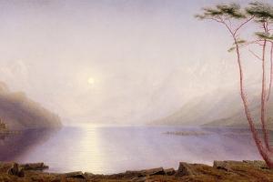 Loch Duich, Summer Moonlight by J^ M^ W^ Turner