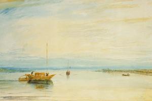Mainz by J. M. W. Turner