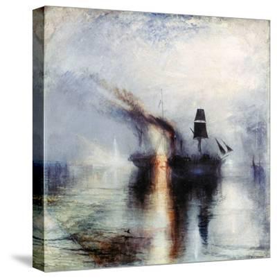 Peace, Burial at Sea, C1842