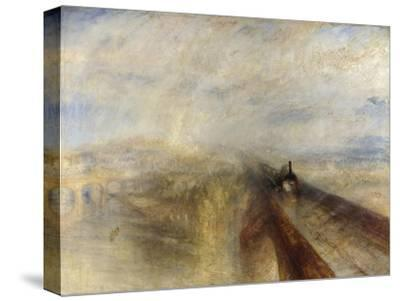 Rain, Steam, and Speed, the Great Western Railway, 1844