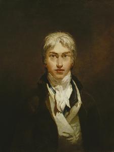 Self-Portrait by J^ M^ W^ Turner