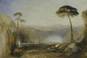 The Golden Bough by J. M. W. Turner
