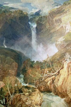 The Great Falls of the Reichenbach, 1804
