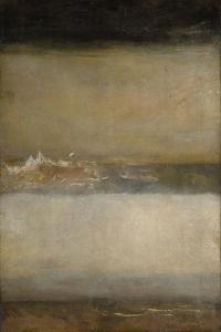 Three Seascapes by J. M. W. Turner