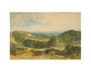Vale of Heathfield by J. M. W. Turner