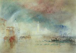 View of Venice from La Giudecca by J. M. W. Turner