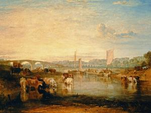 Walton Bridges by J. M. W. Turner