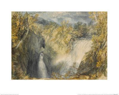 Weathercote Cave by J. M. W. Turner