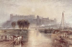 Windsor Castle by J^ M^ W^ Turner
