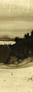 Mountain Lake II by J. McKenzie