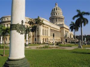 El Capitole, Now the Science Museum, Havana, Cuba by J P De Manne