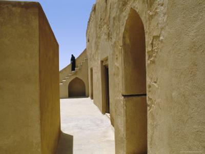 Jabrin, Oman, Middle East by J P De Manne