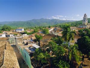 Trinidad, Sancti Spiritus, Cuba by J P De Manne