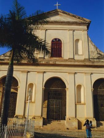 Trinity Church, Trinidad, Sancti Spiritus, Cuba by J P De Manne