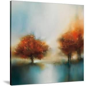 Morning Mist & Maple II by J^P^ Prior