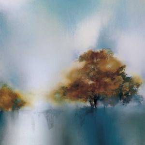 Old Oaks & Sea Mist by J.P. Prior