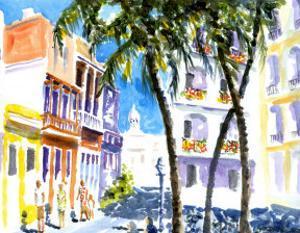 San Juan, Puerto Rico by J^ Presley