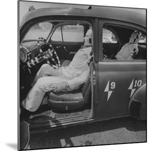 Ucla Auto Crash Test Dummy Experiments by J. R. Eyerman